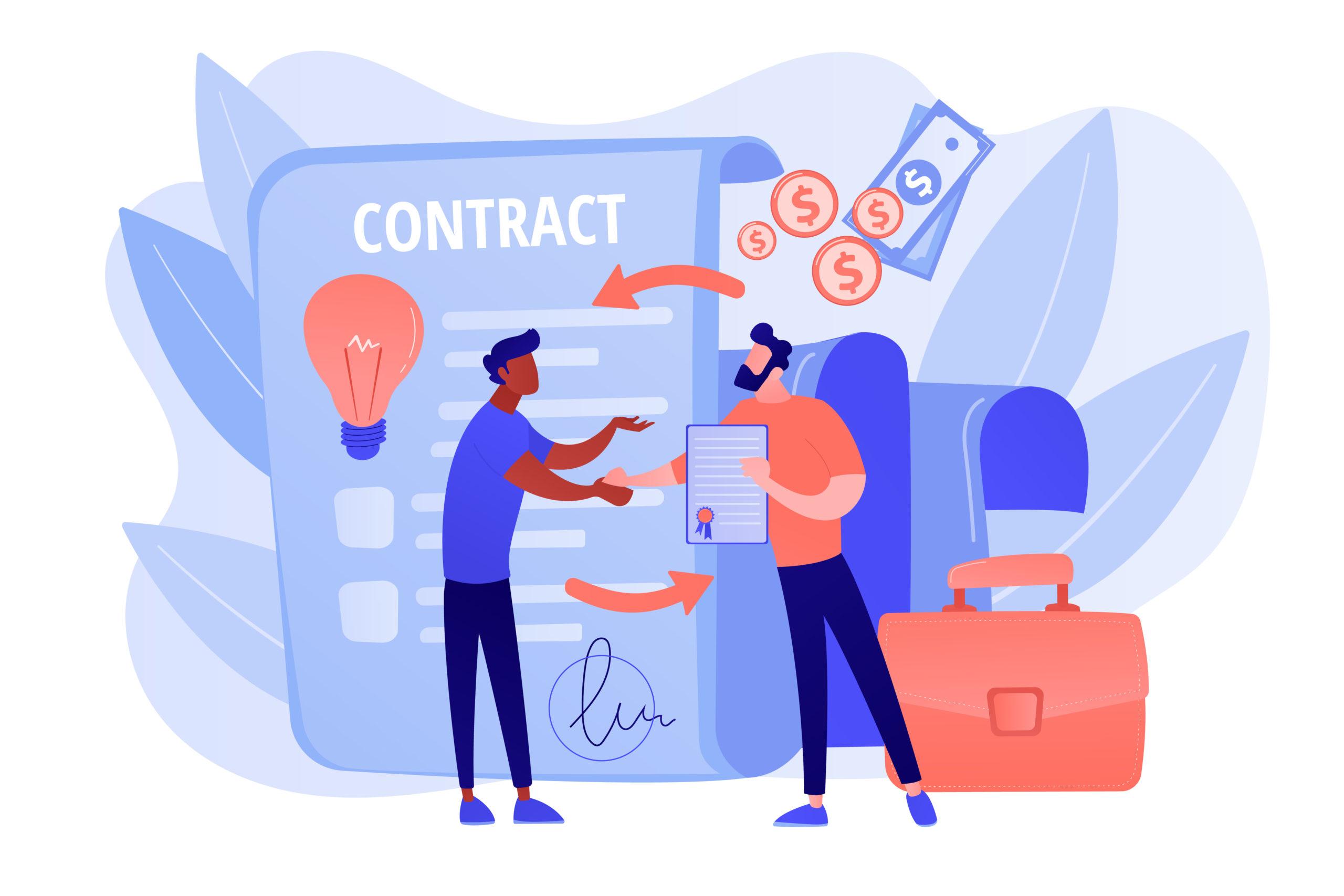 zabezpieczenie wypłaty wynagrodzenia umowy IT